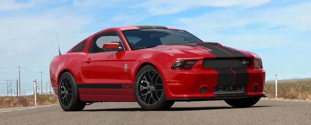 Tuning Ford: Shelby dezvaluie versiunea imbunatatita a modelului GT350