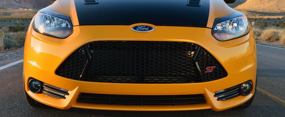 Tuning Ford: Shelby modifica noul Focus ST pentru pretul unei Fiesta noi