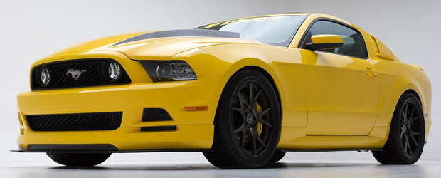 Tuning Ford: Vortech supraalimenteaza ultimul Mustang pentru SEMA 2013
