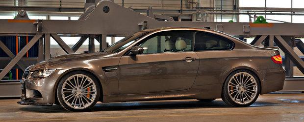 Tuning G-Power: Actualul BMW M3 se alege cu un ultim tuning, de 720 CP si 340+ km/h
