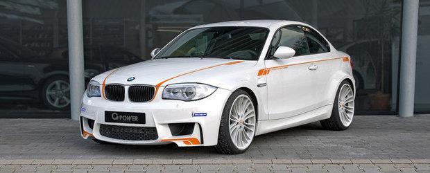 Tuning G-Power: Bunatati de peste 25.000 euro pentru noul BMW 1M Coupe