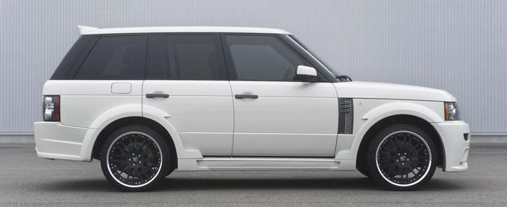 Tuning Hamann: Noul Range Rover primeste mai multa putere, plus alte bunatati