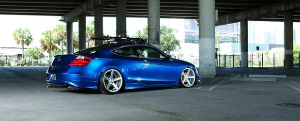 Tuning Honda Accord Coupe: Vrei sa vorbim despre tuning si stance?