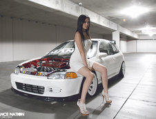 Tuning Honda: cel mai turbat Civic din Hawaii