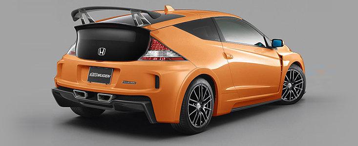 Tuning Honda: Fa cunostinta cu noul-si-extremul CR-Z MUGEN RR Concept!