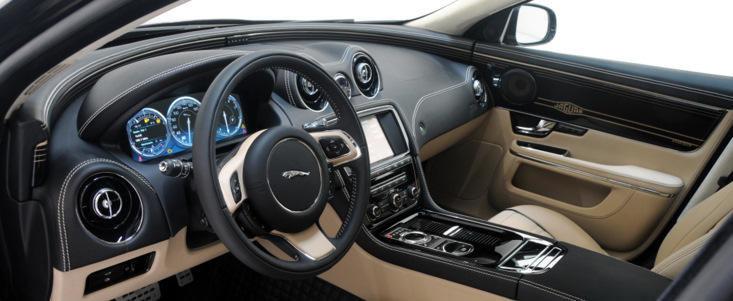 Tuning Interior: Startech adauga un plus de stil si rafinament noului Jaguar XJ