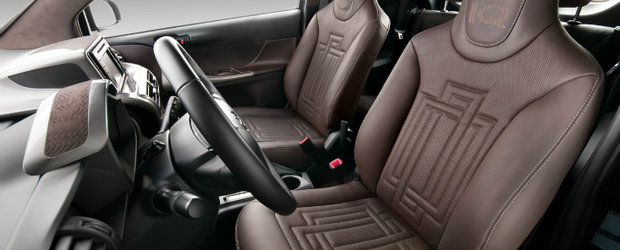 Tuning Interior: Vilner da nastere unei Toyota iQ speciale