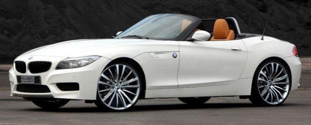 Tuning Kelleners Sport: BMW Z4 sDrive35is se dezlantuie!