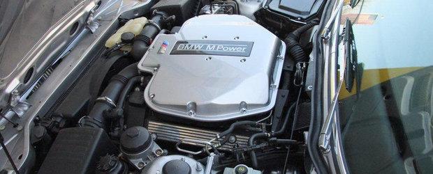 Tuning la superlativ: BMW E9 CS cu motor si sasiu de M5 E39