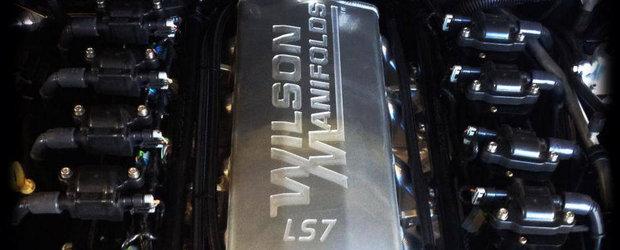 Tuning la superlativ: Cum arata cel mai puternic Cadillac CTS-V din lume