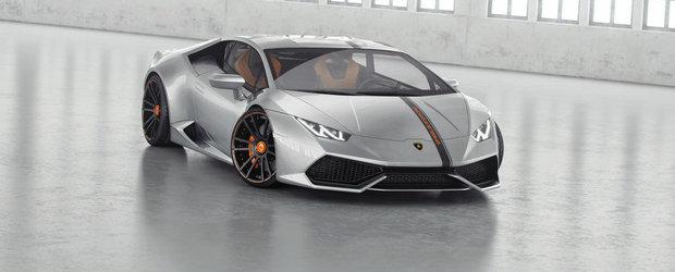 Tuning la Superlativ: Un Lamborghini Huracan cu compresor mecanic si 850 CP