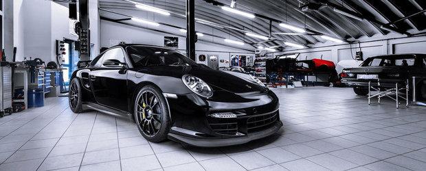 Tuning la superlativ: Vechiul Porsche 911 GT2 primeste o reimprospatare de 680 CP