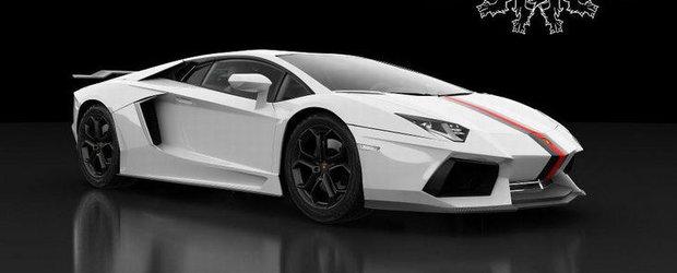 Tuning Lamborghini: Bunatati din carbon pentru noul Aventador LP700-4