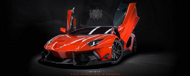 Tuning Lamborghini: DMC introduce in scena noul Aventador LP900 SV