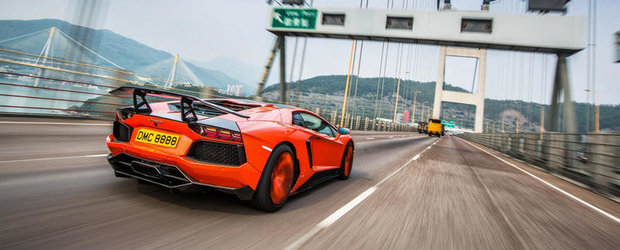 Tuning Lamborghini: DMC prezinta in actiune si detaliu noul LP900 Molto Veloce