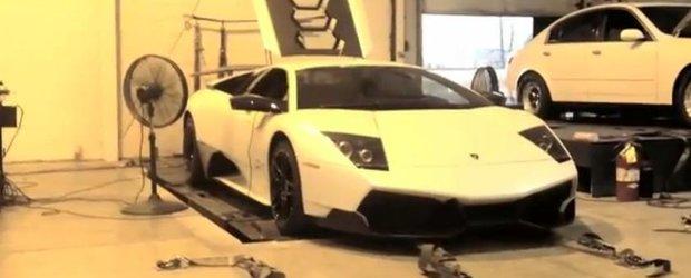 Tuning Lamborghini: un Murcielago LP670 SV este transformat in RWD cu 1600cp