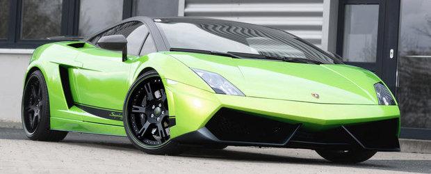 Tuning Lamborghini: Wheelsandmore ia la modificat exttremul Gallardo LP570-4