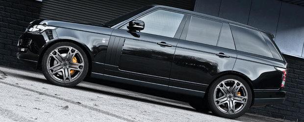 Tuning Land Rover: Project Kahn dezvaluie noul Range Rover Vogue Black Label Edition