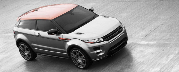 Tuning Land Rover: Project Kahn modifica noul Range Rover Evoque