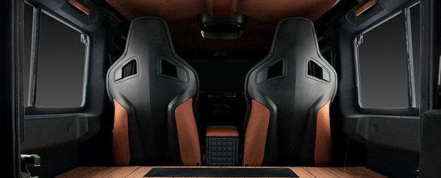 Tuning Land Rover: Vilner revitalizeeaza proiectul 'Defender'