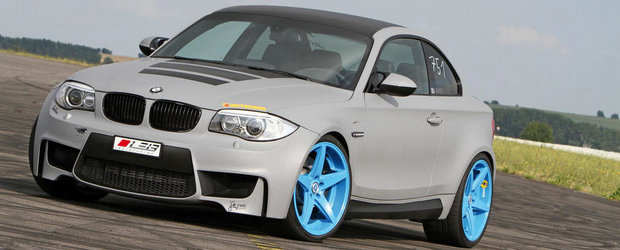 Tuning LEIB Engineering: BMW 1M Coupe primeste noi jante, accesorii din carbon si 500 CP!