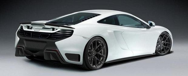 Tuning McLaren: Bunatati Vorsteiner pentru MP4-12C