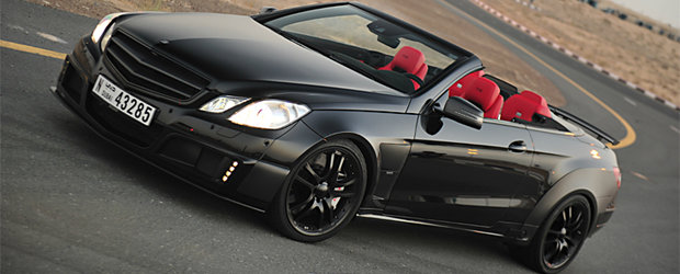 Tuning Mercedes: Brabus 800 E V12 - Cel mai puternic si rapid cabriolet din lume!