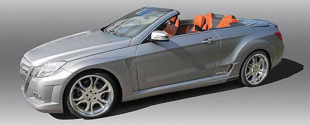 Tuning Mercedes: FAB Design reinventeaza modelul E-Class Cabrio