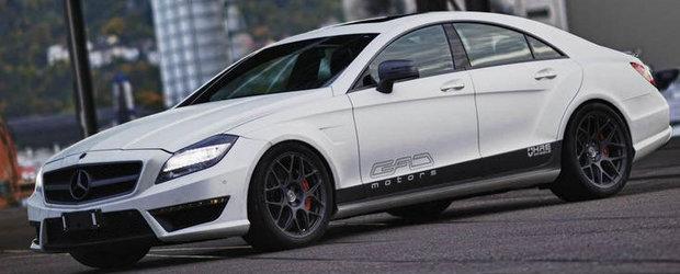Tuning Mercedes: GAD Motors ne face cunostinta cu cel mai puternic CLS din lume
