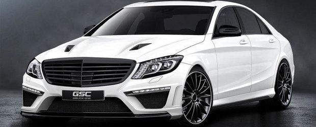 Tuning Mercedes: GSC e pe cale sa dea nastere celui mai puternic S-Class din lume