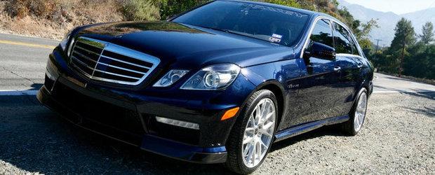 Tuning Mercedes: Hennessey isi face de cap cu noul E63 AMG