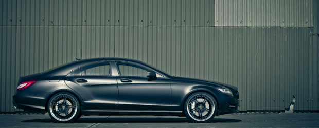 Tuning Mercedes: Kicherer modifica noul CLS