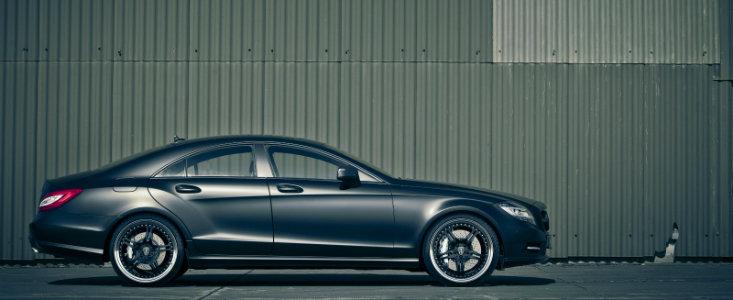 Tuning Mercedes: Kicherer modifica noul CLS