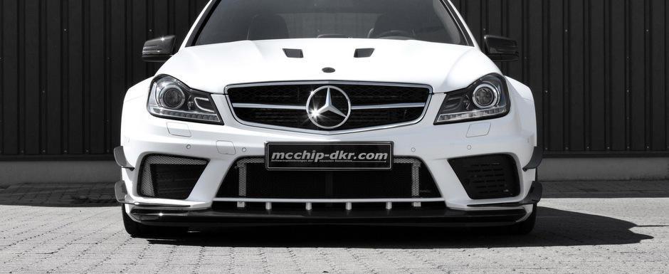 Tuning Mercedes: mcchip-dkr ne ispiteste cu un C63 AMG de 800+ CP