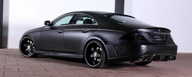 Tuning Mercedes: MEC Design modifica vechiul CLS