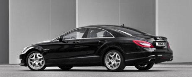 Tuning Mercedes: MKB modifica noul CLS63 AMG, obtine 700 CP si 340 km/h