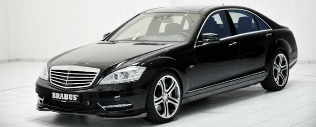 Tuning Mercedes: Noi accesorii de la Brabus pentru modelele E si S-Class
