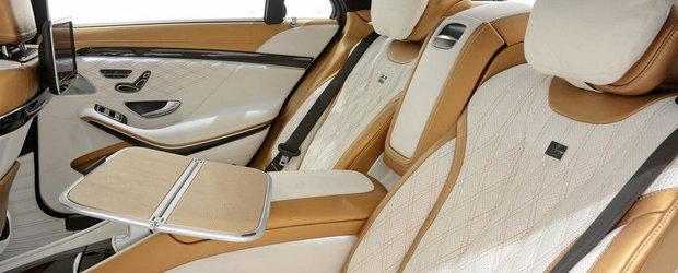 Tuning Mercedes: Noul Brabus 850 e... un super-cappuccino de 850 CP