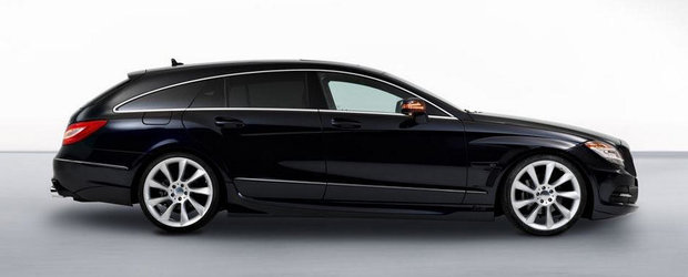 Tuning Mercedes: Noul CLS Shooting Brake primeste tratamentul Lorinser