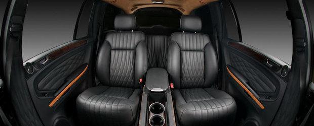 Tuning Mercedes: Noul GL de la Vilner promite confort de 5 stele pentru 4 pasageri