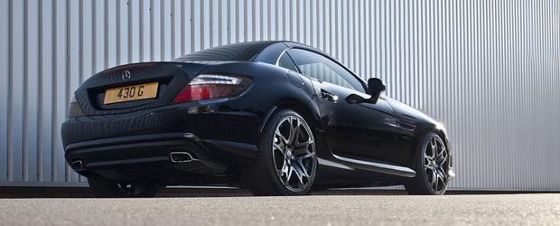 Tuning Mercedes: Project Kahn isi lasa amprenta asupra noului SLK
