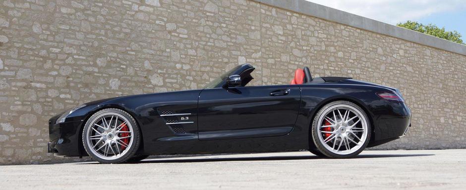 Tuning Mercedes: Senner modifica germanul SLS AMG Roadster
