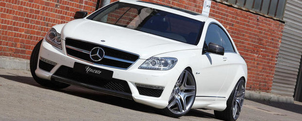 Tuning Mercedes: Unicate modifica ultimul CL63 AMG