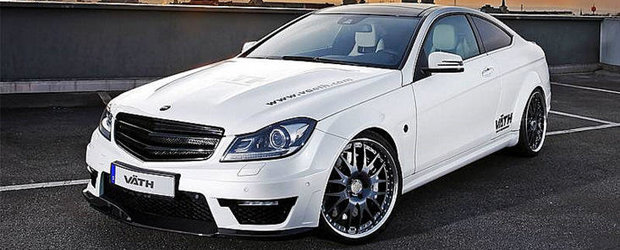 Tuning Mercedes: Vath dezvaluie noul-si-explozivul V63 Supercharged