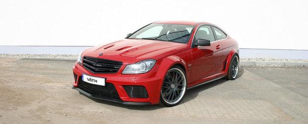 Tuning Mercedes: Vath supraalimenteaza noul C63 Black, obtine 756 cai putere