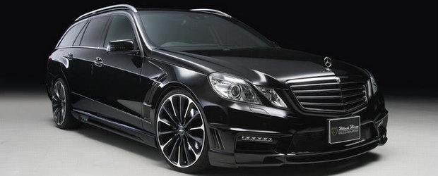 Tuning Mercedes: Wald adauga o doza de dramatism break-ului E-Class