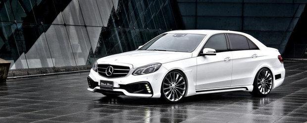 Tuning Mercedes: Wald Int. prezinta colectia Black Bison pentru actualul E-Class