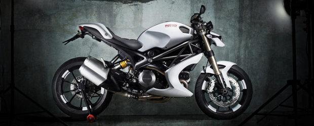 Tuning Moto: Ducati Monster 1100 Evo primeste tratamentul Vilner