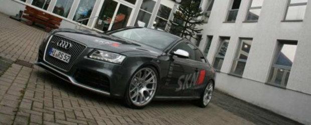 Tuning motor - SKN Germania creste puterea lui Audi RS5