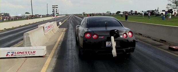 Tuning Nissan: AMS Alpha Omega este, fara nici un dubiu, cel mai rapid GT-R din Univers